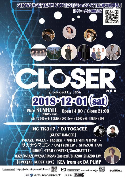 CLOSER Vol.Ⅱ
