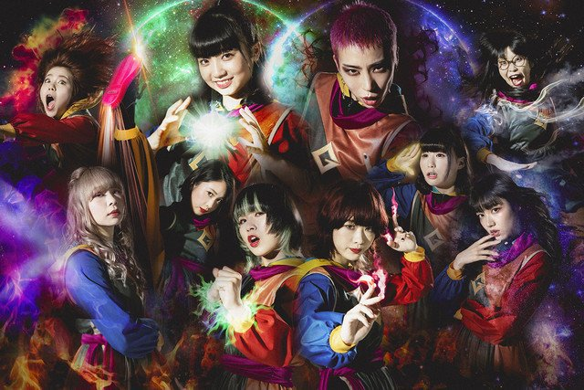 GANG PARADE 配信限定EP『THE MUSIC AND THE GAME CREATES MAGIC』リリースイベント